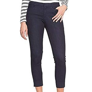 Banana Republic > Sloan > Cropped Denim Pants
